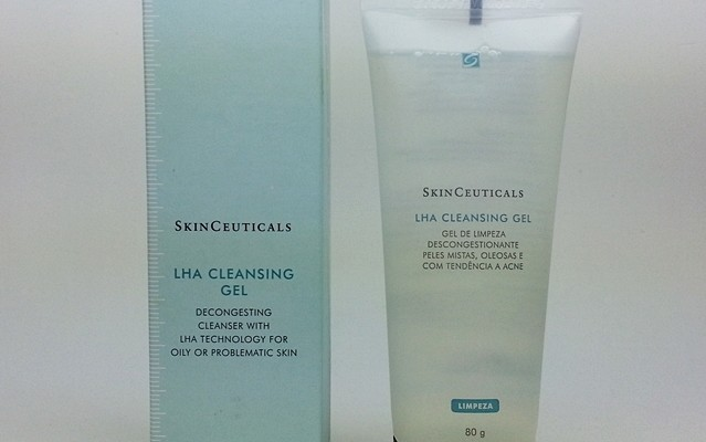 LHA Cleansing Gel – SkinCeuticals