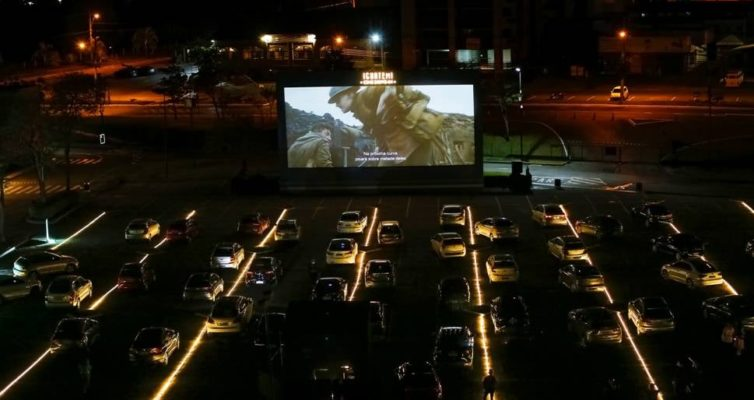 Iguatemi Campinas traz cinema drive-in para o estacionamento do shopping de 13 a 16 de agosto